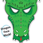 Children's Dragon Mask by Enzil