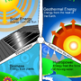 Children's Renewable Energy Educational Poster by Enzil