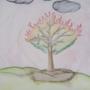 Burning Tree by Shinigami77