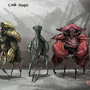 Crab People by Kiabugboy