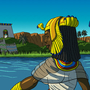 Queen Nefertari of the Nile by BrandonP