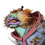 DH: Fugu-Sensei by Kkylimos