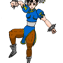 Chun-Li by Earthbound-boy