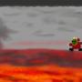 Lava Guy by SpadetheHedgehog