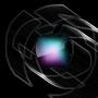 Mac background 1 - Shards by DJHustle