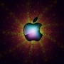 Mac background 2 - Sun Rays by DJHustle