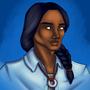 OC Portrait Commission by RainbowDogma