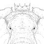 The mighty elephant king by Imrie