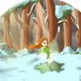 spring fairy by Saldan