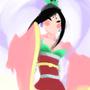 Princess Sakuya by SeafoamPanda