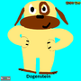 Chomper Chomp Characters- Dogenstein by TheGoMakBros