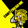Libertarian Sonic by Dustosaurus