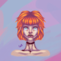 Redhead by leahm2345