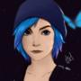 Life is Strange - Chloe animated portrait by asadfarook
