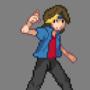 Pixel Art The Game Grumps + JonTron by thief9