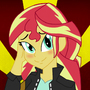 Sunset Shimmer 2 by Plazmix