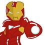 Iron Mega Man (2016) by redonion