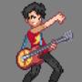 Pixel Art Natewantstobattle ,Dookieshed ,and MattPatt by thief9