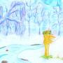WANDERING SPRING IN WINTER SEASON by andreiguranda