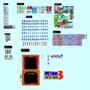 Petunia in Mario World 2 Sprites by Rosie1991