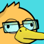 Derp Duck Character Design by PootZQ