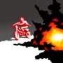 motorbike by doryfor