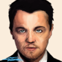 Leonardo DiCaprio Guy by Silverspoop