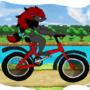 Zoroark Cycling by WishmakerLatias