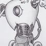 Robot by Jcrown41