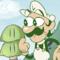 Upcoming Mario Cartoon Concept Art