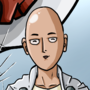 Saitama, the One Punch Man by Niskratus