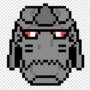 Alphonse Elric Pixel by TheMgamer