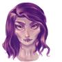 portrait by Dalia0406