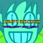 MY LIFE IS FLASHING.......wait no just the screen by LumpyBiscuits