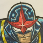Nova from Marvel by SavageDraws