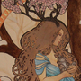 The Goddess Ēostre by TheRabidWerewolf