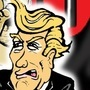 Orange Trump The Wall by MAXTRAXarts