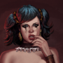 Vamp Sorceress by HagiuKover