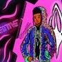 Pixeled jacket by StevieHarrisonIII
