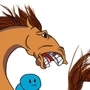 horse by LilRookieToon