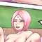 Commission: Sakura Gaiden Page-7