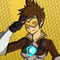 Tracer Free Wallpaper