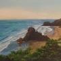 Piha Beach by Filelei