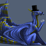 Nova the Dragon (Commish)