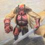 Hellboy by TheJackOfClubs1
