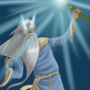 Totally Not Gandalf by TheGrinningApple