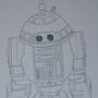 M.A.I. Project: #12 - R2-D2 by Nez-Man