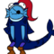 when undyne eats a fish