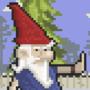 Gnome-body Likes You by chrispyart