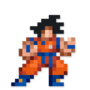 Day #2 - Son Goku by JinnDEvil